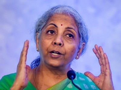 Farmers' killing in Lakhimpur 'absolutely condemnable', says Nirmala Sitharaman in US