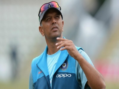 Rahul Dravid set to take over as Team India coach after T20 World Cup
