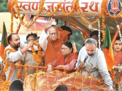 JDS' Kumaraswamy hints at scam during Advani's Rath Yatra