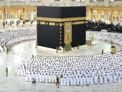 مسجد الحرام اور مسجد نبوی میں سماجی فاصلے کی پابندی ختم