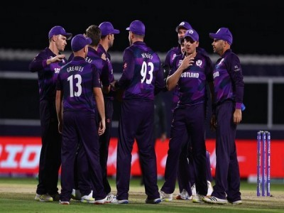 ICC T20 WC, Rd 1: Greaves' all-round performance helps Scotland stun B'desh in Group B