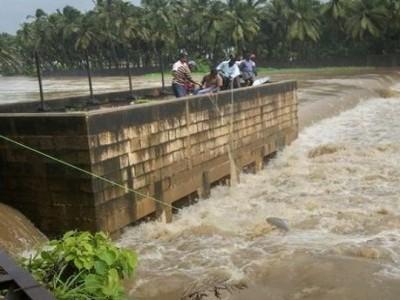 Water level in dams rising in Kerala