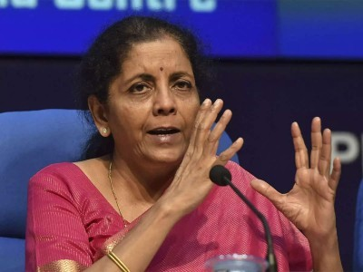 Nirmala Sitharaman highlights need to keep supply chains open for COVID vaccine raw materials