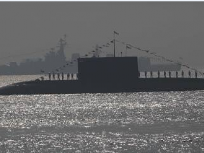 Pakistan Navy claims it blocked Indian submarine from entering into country's waters