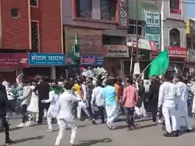مدھیہ پردیش: عید میلادالنبی پر کئی اضلاع میں ہنگامہ، دھار کے بعد جبل پور اور بڑوانی میں حالات کشیدہ