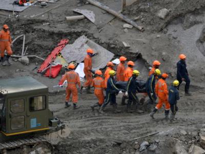 اتراکھنڈ: نینی تال میں پھنسے 500 سیاحوں کو محفوظ نکالا گیا، چار لاشیں برآمد