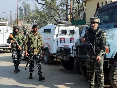 کشمیر میں این آئی اے کے چھاپے، مزید چار افراد گرفتار