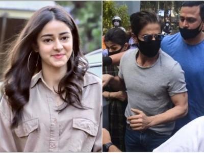 اب شاہ رخ خان کے گھر 'منت' پر این سی بی کا چھاپہ!