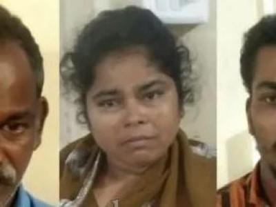کنداپور : خودکشی معاملہ قتل میں ہوا تبدیل - بیوی اور بچوں سمیت پانچ ملزمین گرفتار