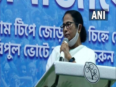 Ahead of Goa visit, Mamata urges political parties to join TMC to defeat BJP