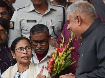 گورنر نے ایک بار پھر بنگال حکومت پر بدعنوانی کا الزام لگایا