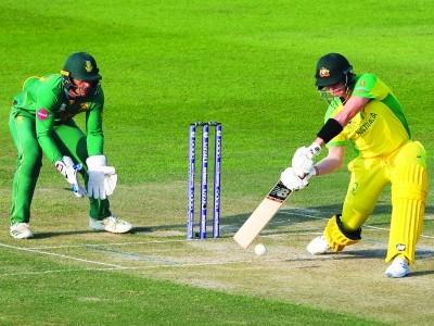 ٹی۔ 20 ورلڈ کپ: جنوبی افریقہ کو پانچ وکٹوں سے شکست دے کر آسٹریلیا کا فاتحانہ آغاز