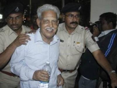 Varavara Rao issued non-bailable warrant by Karnataka court in 2005 case