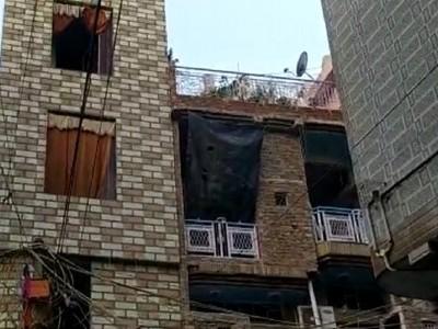 دہلی: مچھر مارنے والی کوائل کے سبب آگ لگنے سے حادثہ، ایک کنبہ کے 4 افراد ہلاک