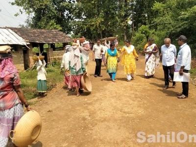 Violence free campaign and Rozgar day celebration in Karwar Uttara Kannada
