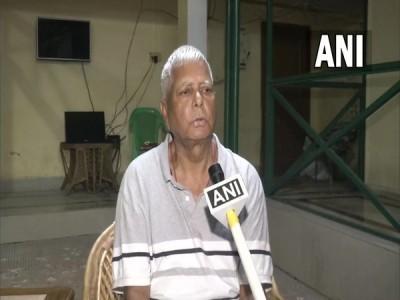 Congress should be 'strong alternative' to BJP in national politics: Lalu Yadav