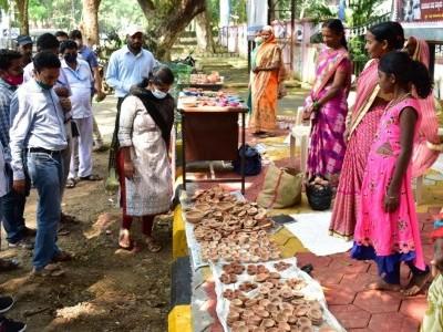 ಕಾರವಾರ: ಸಂಜೀವಿನಿ ರಾಷ್ಟ್ರೀಯ ಗ್ರಾಮೀಣ ಜೀವನೋಪಾಯ ಅಭಿಯಾನ