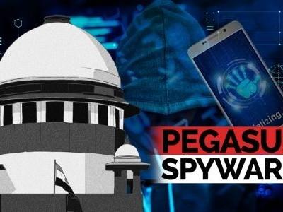 پیگاسس معاملہ پر مرکز کو سپریم کورٹ سے جھٹکا! تفتیشی کمیٹی کا قیام