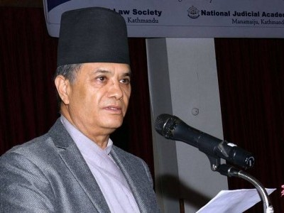 Nepal's Chief Justice refuses to step down amidst allegations of colluding with government