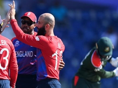 T20 WC: Jason Roy shines as England defeat Bangladesh by eight wickets