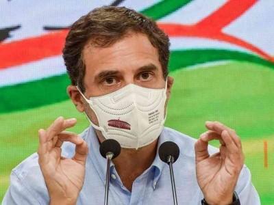Pegasus snooping attempt to 'crush' Indian democracy, says Congress leader Rahul Gandhi