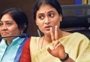 وزیراعلی ملازمتیں فراہم کریں یا مستعفی ہوجائیں: وائی ایس شرمیلا
