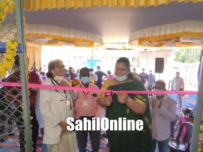 Oxygen plant inaugurated in Bhatkal Government Hospital