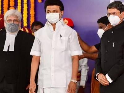 RN Ravi sworn-in as Governor of Tamil Nadu