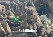 بھٹکل سمندر کنارے سے ایک خاتون سمیت دو کی نعشیں برآمد؛ خودکشی کا شبہ