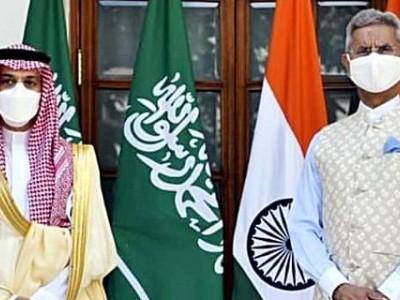 EAM Jaishankar, his Saudi counterpart discuss developments in Afghanistan