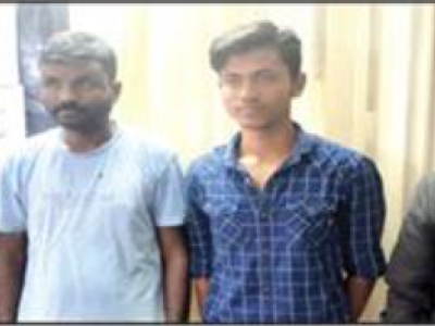 ڈانڈیلی:بیوی کو قتل کرنےکی کوشش میں ناکام شوہر اور اس کے رشتہ دارملزم گرفتار