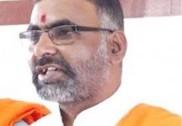 منگلورو: وزیر اعلیٰ بومئی کو دھمکی دینے کا شاخسانہ - ہندو مہا سبھا لیڈر دھرمیندرا گرفتار