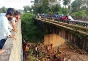 بھٹکل وینکٹاپور ندی میں گرکر مزدور ہلاک