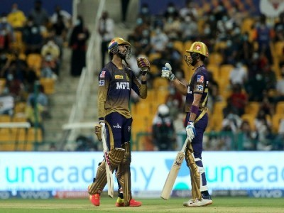 IPL 2021: Dominant KKR completes emphatic win over RCB by 9 wickets