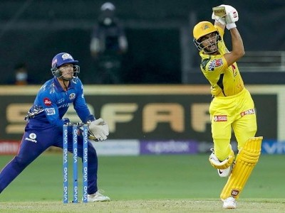 IPL 2021: Ruturaj Gaikwad's 88 and bowlers power Chennai Super Kings to 20-run win over Mumbai Indians