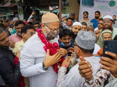 AIMIM to contest Gujarat Assembly polls in 2022, state unit to finalise seats: Owaisi