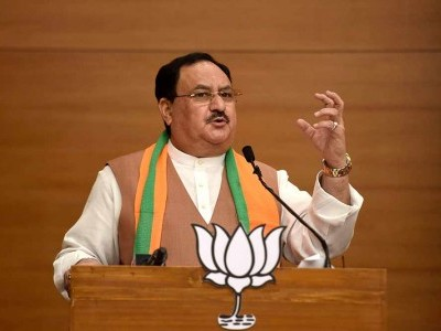 Opposition should introspect about its ''irresponsible'' remarks on Covid vaccination drive: Nadda