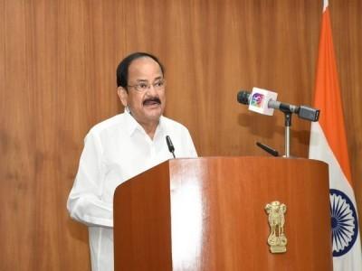 Parliamentarians, legislators should not cross boundary of decency, decorum: Venkaiah Naidu