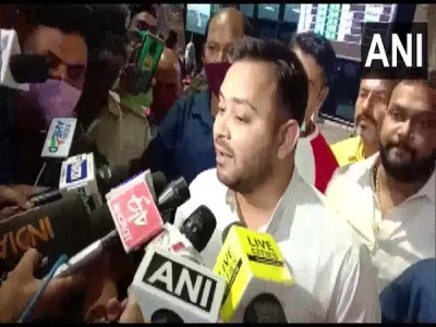 Doesn't matter if any Tom, Dick or Harry files case against me: Tejashwi Yadav