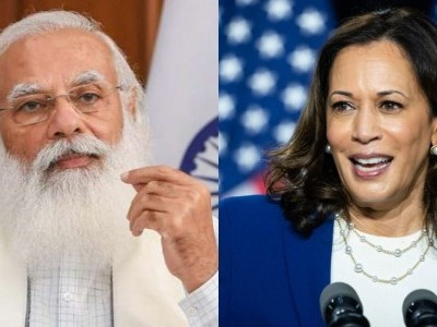 US Vice-President Kamala Harris to meet PM Narendra Modi on September 23