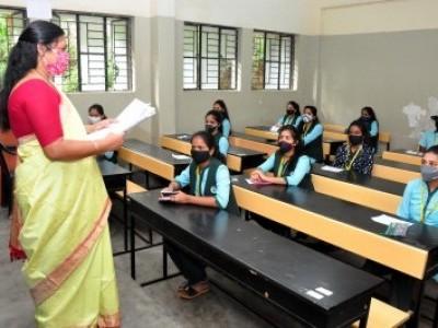 Classes for VI, VII students commence in Dakshina Kannada