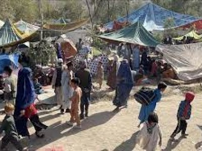 635,000 people displaced in Afghanistan this year, says UN