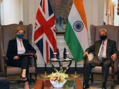 S Jaishankar raises COVID quarantine issue during his meeting with UK counterpart Elizabeth Truss