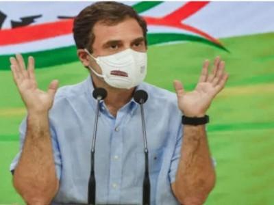 India facing new war paradigm on borders: Rahul Gandhi on China's infra ramp up