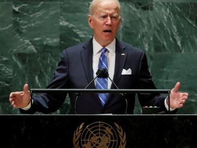 امریکہ 'مسلسل جنگ' سے 'مسلسل سفارت کاری' کی طرف گامزن: بائیڈن