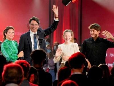 کینیڈا انتخابات: جسٹن ٹروڈو کی پارٹی کامیاب، لیکن واضح اکثریت نہیں