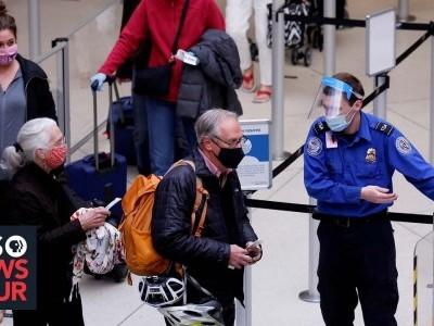 امریکہ نومبر سے غیر ملکی مسافروں کے لیے پابندیاں نرم کر رہا ہے