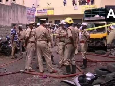 3 dead, 4 injured in blast at Bengaluru firecracker godown