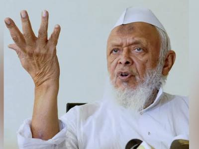مولانا کلیم صدیقی پر زبردستی مذہب تبدیل کروانے کا الزام بے بنیاد: مولانا ارشد مدنی