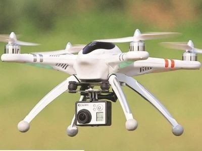 Govt releases digital airspace map for drone operations